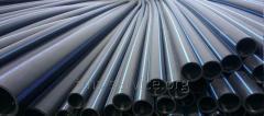 Pipe of water polyethylene PE-80 63 mm, SDR 21,