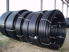 Pipe of water polyethylene PE-80 125 mm, SDR 21,