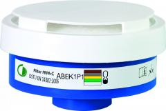 The filter the combined ABEK1P1 FRPA-S