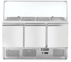 Table refrigerating (saladetta), 3-door, with a