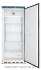 Case refrigerating Budget Line 570, from stainless