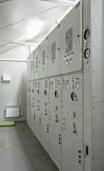 Модуль закрытого распределительного устройства 27,5 кВ