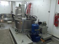 Pracy filtrujące dla przemysłu chemicznego