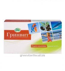 OMEGA-COMPLEX  84 capsules Green-Visa