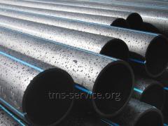 Pipe of sewer polyethylene PE-80 110 mm, SDR 21,