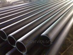 Pipe of sewer polyethylene PE-80 160 mm, SDR 21,