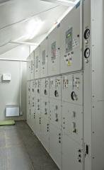 Устройство комплектное распределительное переменного тока серии КЕ-275 на напряжение 27,5 кВ