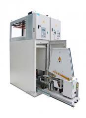 Устройство комплектное распределительное постоянного тока серии КС на напряжение 3,3 кВ