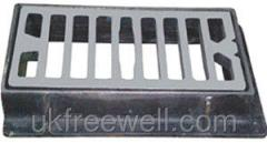 Storm water inlet pig-iron 875*418 38000138
