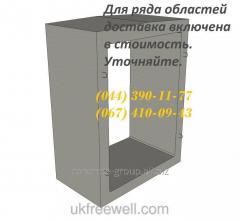 Link of rectangular pipe ZP 10.100 2500011