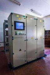 Шкаф управления подстанцией