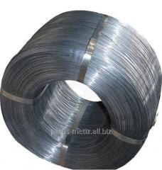 Проволока стальная d 0, 8-1, 0