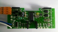 Controllers 12V for LED of the advertizing