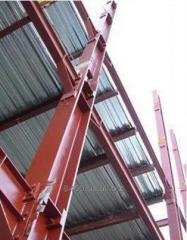 Строительные колонны