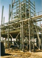Металлоконструкции  на заказ, конструкций из металла на заказ