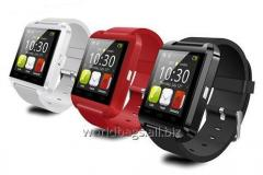 Smart hours of Smartwatch U8, 3 colors available