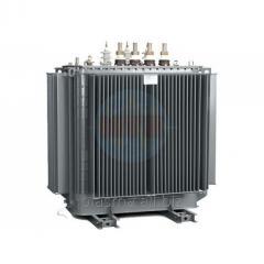 Olejové transformátory TM, TMG