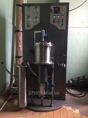 Индукционная литейная машина вакуумного литья с