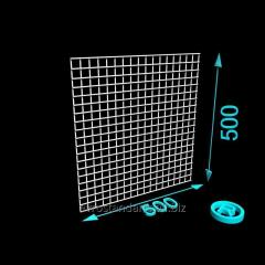 WIRE GRID 500 X 500. Cell 50х50