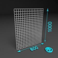 Проволочная сетка 1000 х 800. Ячейка 50х50