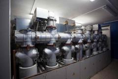 Комплектное распределительное устройство переменного тока серии КЕ-353 на напряжение 35 кВ