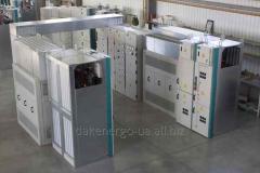 Комплектные трансформаторные подстанции для электроснабжения промышленных, жилищно-коммунальных, инфраструктурных объектов