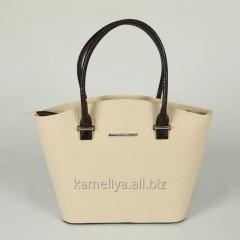 Women bag from M64 leather substitute