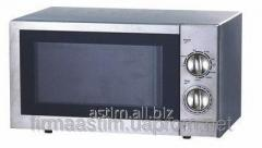 THE MICROWAVE OVEN WITH THE GRILL FUNCTION 281703