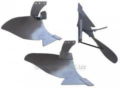 Plow PLN case assembled screw