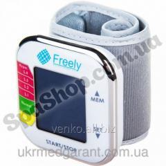 Tonometer on a wrist automatic Freely Premium