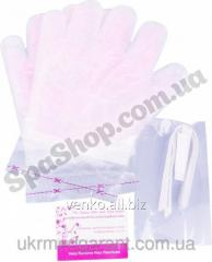 Gloves with paraffin ready to use of PWM Wax Kiss