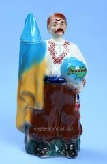 Керамическая водочная бутылка «Назар»