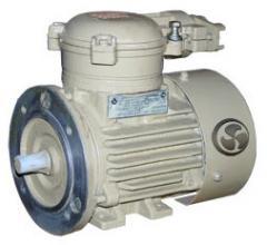 Электродвигатель 4ВР71А2 0,75кВт/3000