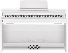 Digital pianos of Casio PX-760WEC7