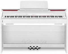 Digital pianos of Casio PX-860WEC7