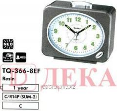 Bracket clock of Casio TQ-366-8EF