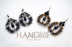 By HandsomeHandmade ear rings