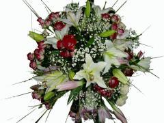 Bouquet congratulatory Abstraction of feelings