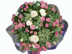 Bouquet congratulatory Courtesy