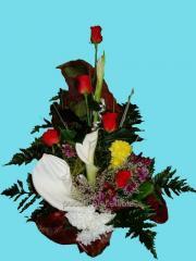 Bouquet congratulatory Polet of dream