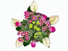 Bouquet congratulatory Festival of feeling