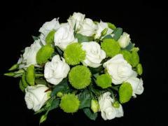 Bouquet wedding 40 charm