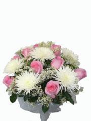 Bouquet congratulatory Morning tenderness