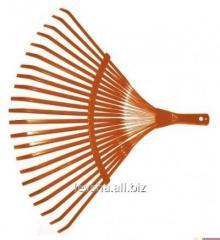 Lawn rake Centroinstrument nozzle, 18 steel plates