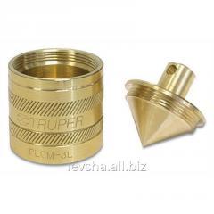 Plumb construction Truper PLOM-12 mm Brass 340