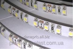 Светодиодная лента SMD3528 120LED/ IP54 или IP67 с влагозащитой