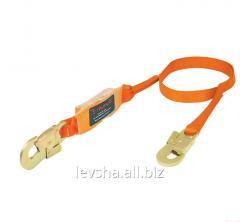 Belt safety Truper, anti-shock of 1800 mm of