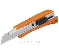 Knife of sliding Truper of Plasticity 3 edges, 150