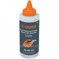 Mix cretaceous for the Truper levels, blue, 227gr