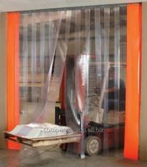 Curtain cold-resistant PVC 200х2